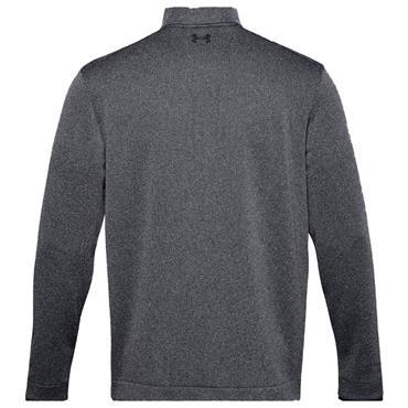 Under Armour Gents Storm Sweater Fleece ½ Zip Top Black 002