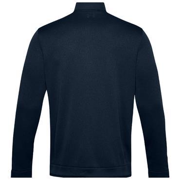 Under Armour Gents Storm Sweater Fleece ½ Zip Top Navy 408