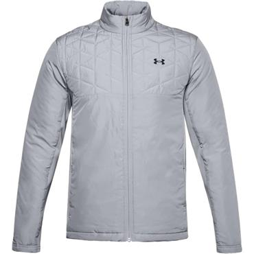 Under Armour Gents ColdGear® Reactor Hybrid Jacket Grey