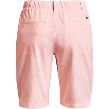 Under Armour Ladies Links Shorts Pink 658