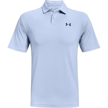 Under Armour Gents T2G Polo Shirt Blue 438