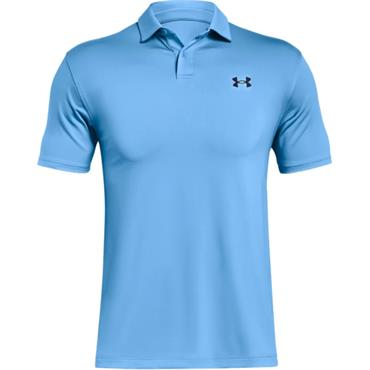 Under Armour Gents T2G Polo Shirt Blue 487