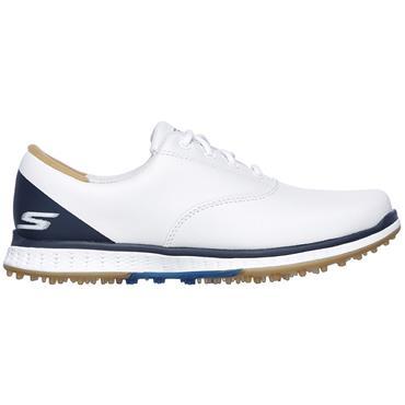 Skechers Ladies Go Golf Elite 2 Adj Shoes White - Navy