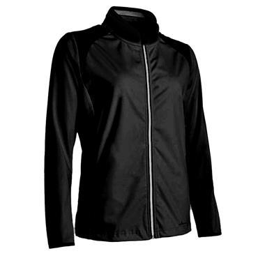 Abacus Ladies Navan Softshell Hybrid Jacket Black (600)