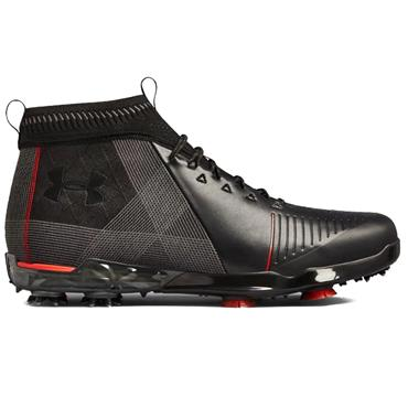 Under Armour Gents Spieth 2 Mid GT Golf Shoes Black (001)