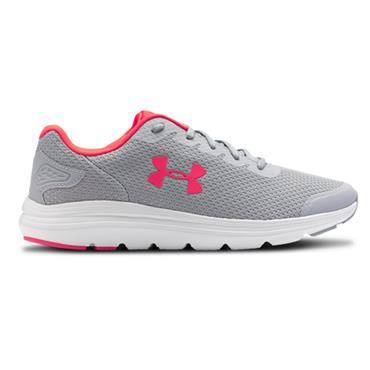 Under Armour Gents Surge 2 Running Shoes Grey 103
