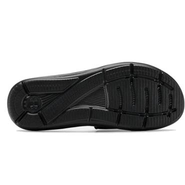 Under Armour Gents Ignite VI Sidline Flip Flop Black 001
