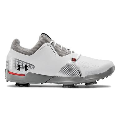 Under Armour Spieth 4 Junior Shoes White 100