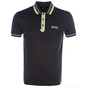 Hugo Boss Gents Paddy Pro 1 Polo Shirt Black