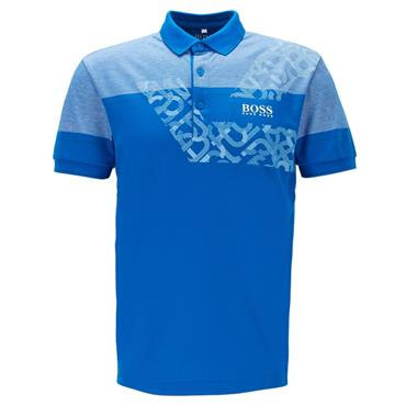 Hugo Boss Gents Paddy Pro 2 Polo Shirt Blue