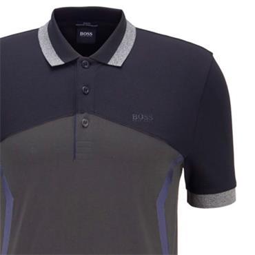 Hugo Boss Gents Paule 8 Polo Shirt Navy