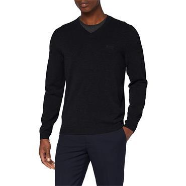 Hugo Boss Gents Varono Sweater Black