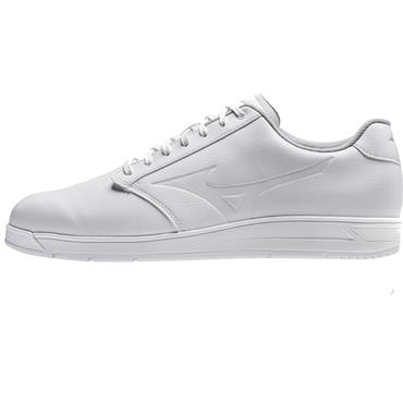 Mizuno Gents G-Style Shoes White