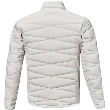 Mizuno Gents Techfill Jacket Vapour Silver