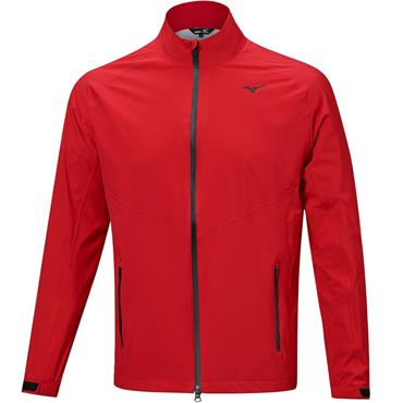 Mizuno Gents Nexlite Waterproof 2.0 Jacket Red