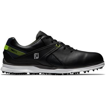 FootJoy Gents Pro SL Shoe Black - Lime