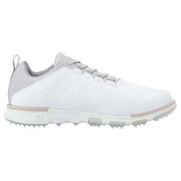Skechers Gents Go Golf Elite V.3 Shoes White - Grey
