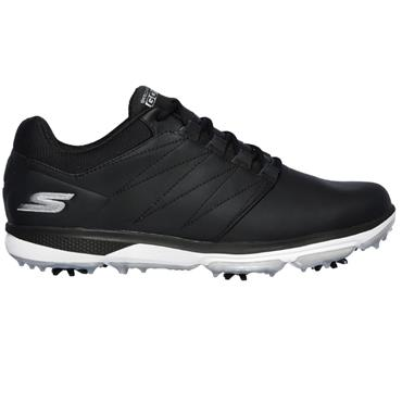 Skechers Gents Pro 4 Shoes Black - White