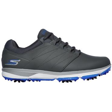 Skechers Gents Pro 4 Golf Shoes Gray - Blue