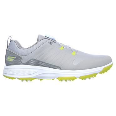 Skechers Gents Torque-Twist Grey - Lime