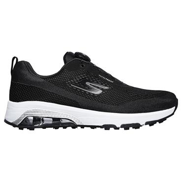 Skechers Gents Go Golf Skech-Air Twist Shoes Black - White