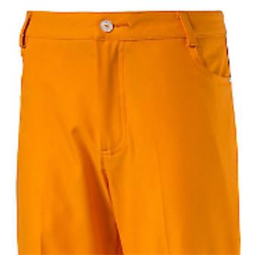 Puma Junior - Boys 5-Pocket Trousers Vibrant Orange