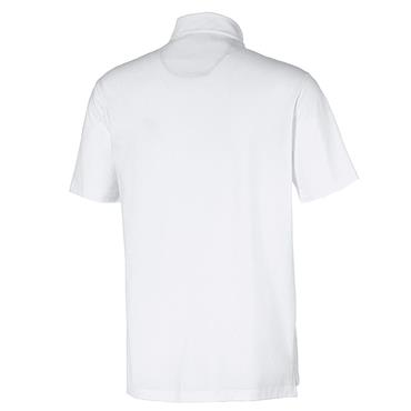 Puma Gents Donegal Polo White