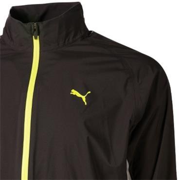 Puma Gents Ultradry Waterproof Jacket Black