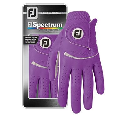 FootJoy Ladies Spectrum Gloves Left Hand Purple