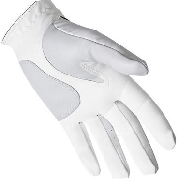 FootJoy Ladies WeatherSof Golf Glove Right Hand White