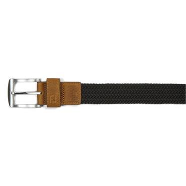 FootJoy Gents Braided Belt Black