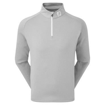 FootJoy Gents Essential Chill Out Top Heather Grey