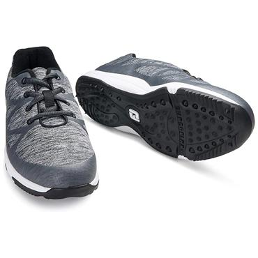 FootJoy Ladies Leisure Spikeless Shoes Wide-Fit Charcoal
