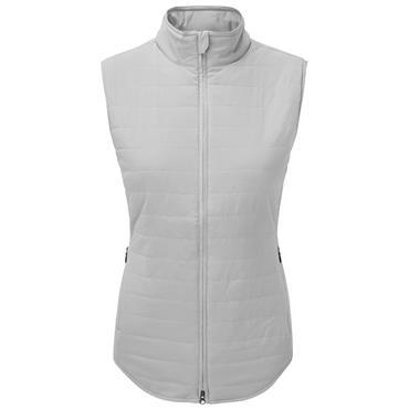 FootJoy Ladies Insulated Vest Grey