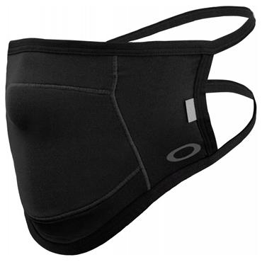 Oakley Face Mask Fitted Lite Blackout 02E