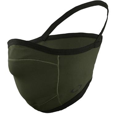 Oakley Face Mask Fitted Dark Green 86L