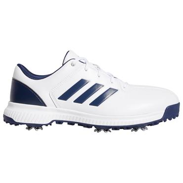 adidas Gents CP Traxion Golf Shoes Footwear White