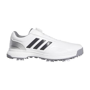 adidas Gents CP Traxion BOA Shoes Cloud White - Grey Six - Silver Met.