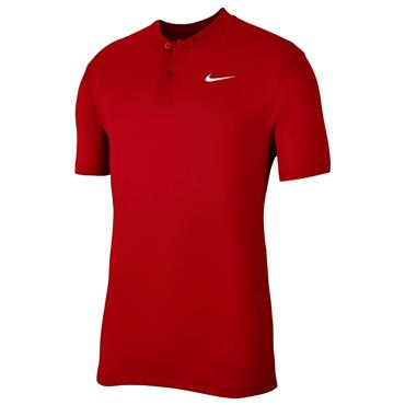 Nike Gents Dri-Fit Victory Polo Shirt University Red 657