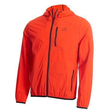 Calvin Klein Golf Gents Ultra-Lite Jacket Red
