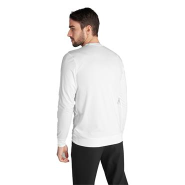 Calvin Klein Golf Gents Baselayer with Printed Chest White
