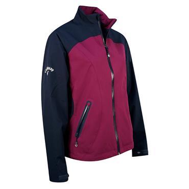 Callaway Ladies Liberty 3.0 Waterproof Jacket Magenta - Purple