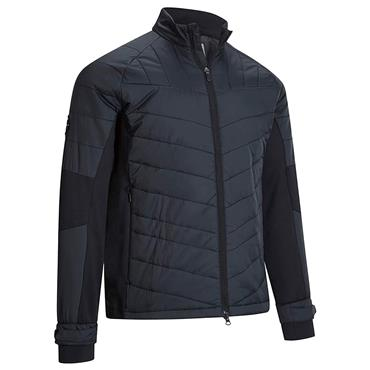 Callaway Gents Swing Tech Quilted Puffer Jacket Caviar