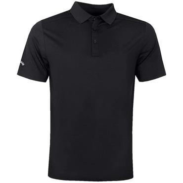 Callaway Gents Hex Opti-Dri Stretch Polo Shirt Caviar