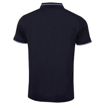 Callaway Gents Colour Block Polo Shirt Caviar