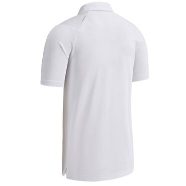 Callaway Gents Eng. Texture Polo White