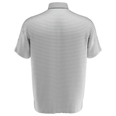 Callaway Gents 3 Colour Y/D Polo White