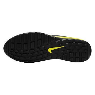Nike Gents Air Max 1 G Shoes Grey - Lemon