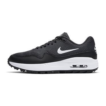 Nike Ladies Air Max 1G Shoes Black 001
