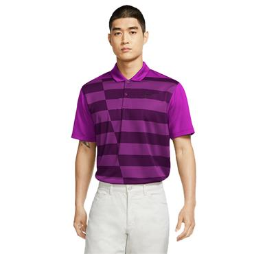 Nike Gents Dri-Fit Polo Purple